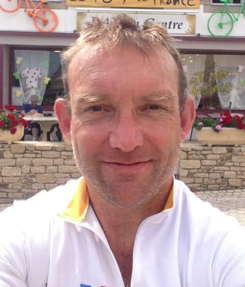 David Hodges headshot